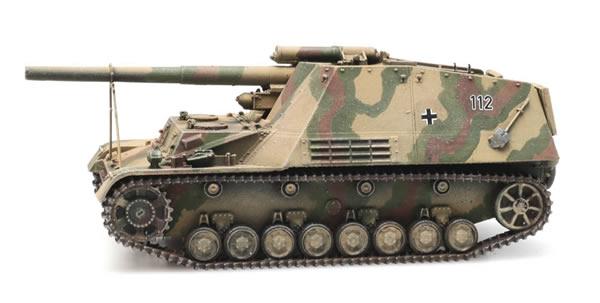 Artitec 6870232 - German WM Sd.Kfz. 165 Hummel