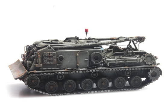 Artitec 6870244 - German BRD M88 ARV olive green Eisenbahntransport
