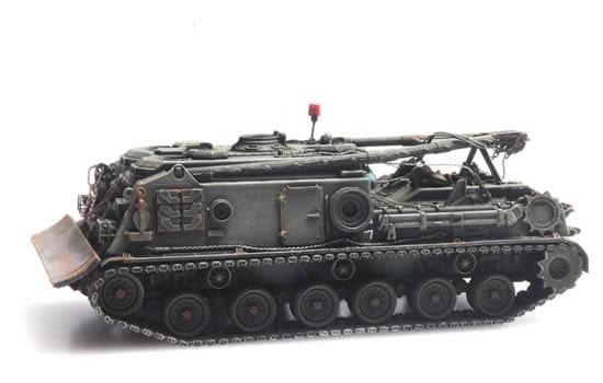 Artitec 6870246 - US M88 ARV Desert train load