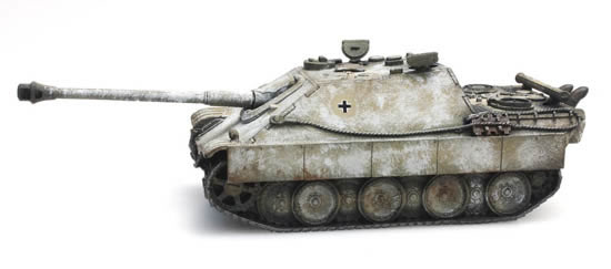 Artitec 6870251 - Jagdpanther (spät) Winter