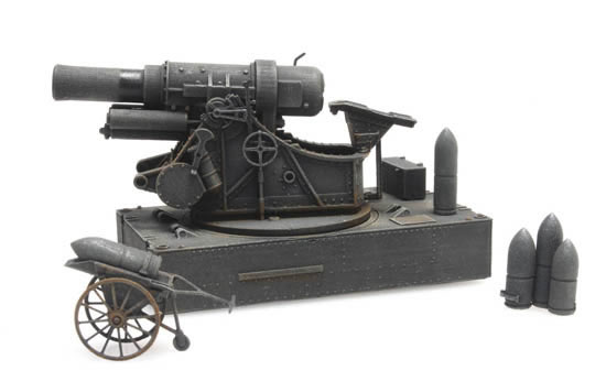 Artitec 6870254 - Skoda 30.5 cm siege mortar M1916