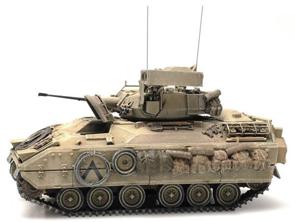 Artitec 6870270 - US M3 Bradley Desert
