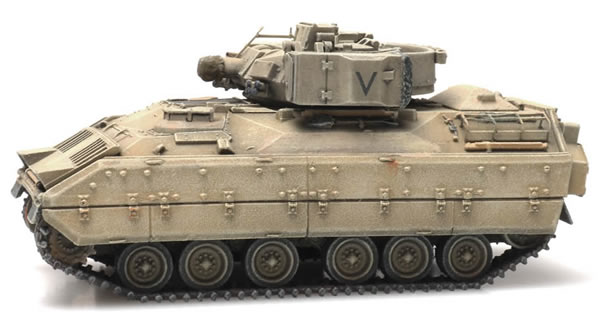 Artitec 6870271 - US M3 Bradley Desert train