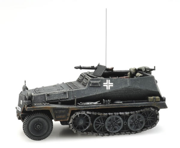 Artitec 6870272 - German Sd.Kfz. 250/1 gray