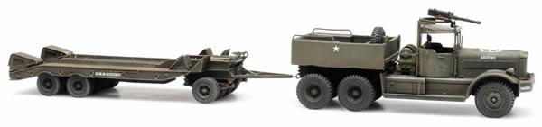 Artitec 6870280 - US M19 Diamond T truck