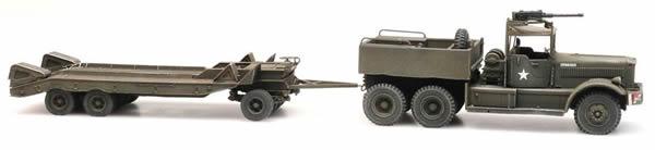 Artitec 6870281 - British M19 Diamond T truck