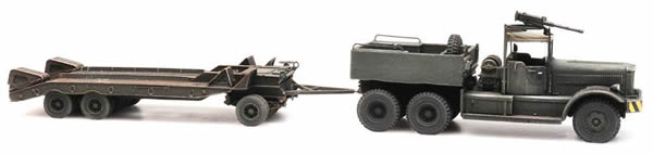 Artitec 6870283 - Belgian M19 Diamond T truck