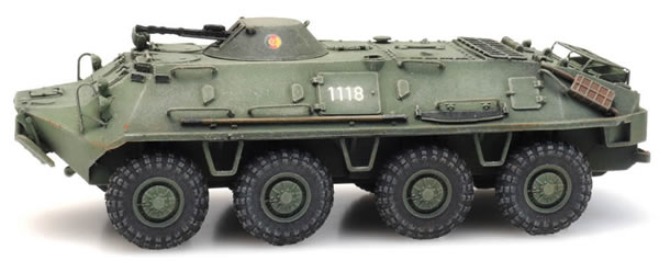 Artitec 6870287 - DDR BTR 60B NVA Eisenbahn
