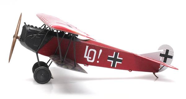 Artitec 6870294 - German D Fokker DVII Jasta 4, Udet