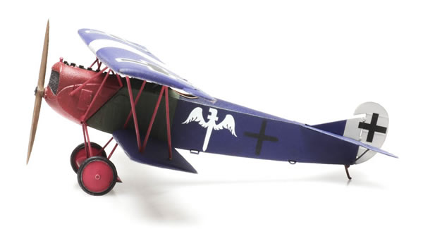 Artitec 6870295 - German D Fokker DVII Jasta 15, Berthold
