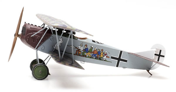 Artitec 6870301 - German D Fokker DVII OAW Sieben Schwaben