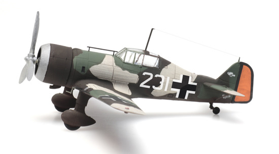 Artitec 6870306 - German WM Fokker DXXI 231 captured