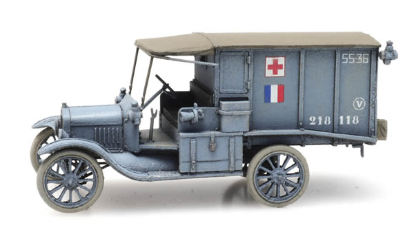 Artitec 6870309 - FR T-Ford Ambulance