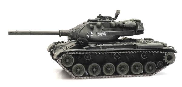 Artitec 6870323 - German BRD M47 Patton Tank