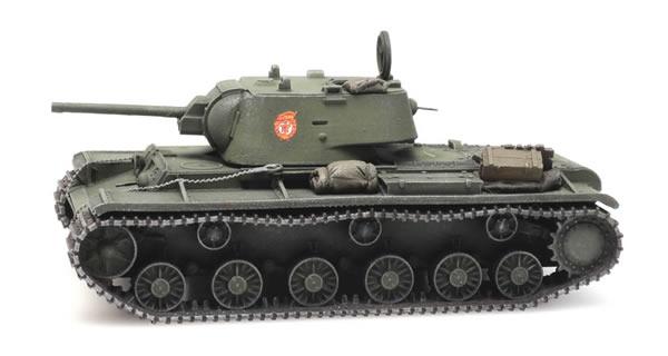 Artitec 6870333 - Russian USSR KV-1 Tank