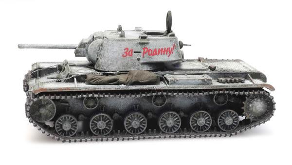 Artitec 6870334 - Russian USSR KV-1 Tank Winter