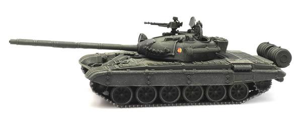 Artitec 6870337 - East German DDR NVA T-72