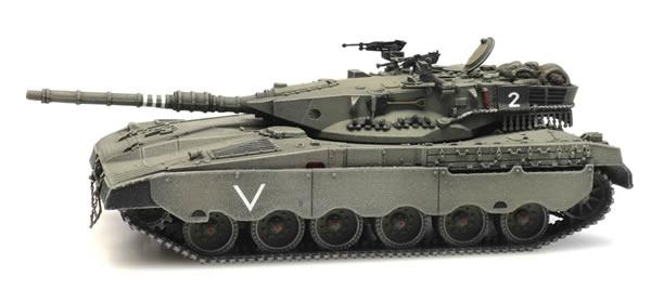 Artitec 6870338 - Israeli IDF Merkava MK-1 Olive Drab