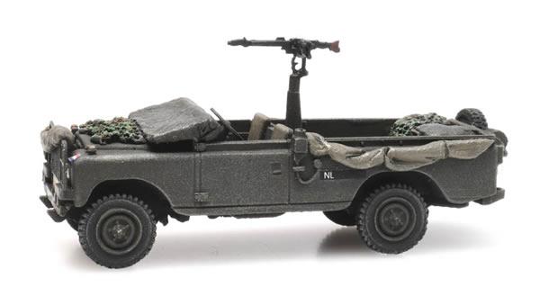 Artitec 6870341 - Dutch NL Landrover 109 commando