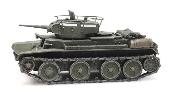 Artitec 6870346 - Russian USSR BT7/1 Command Tank