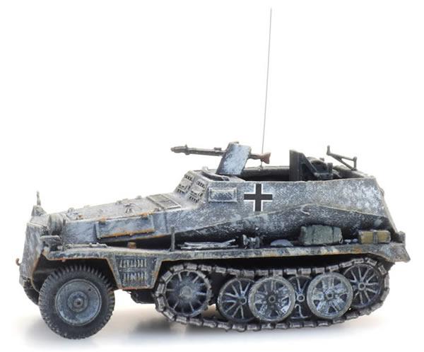 Artitec 6870352 - WM Sdkfz 250/2 winter