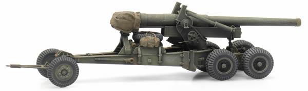Artitec 6870387 - US 155mm Gun M1 transport