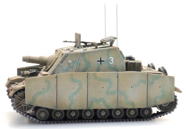 Artitec 6870405 - WM Sturmpanzer IV Brummbär