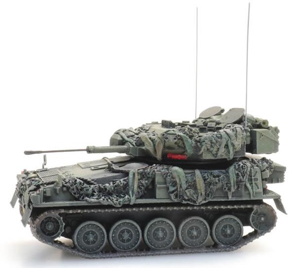 Artitec 6870430 - UK FV 107 Scimitar CVR(T) CR
