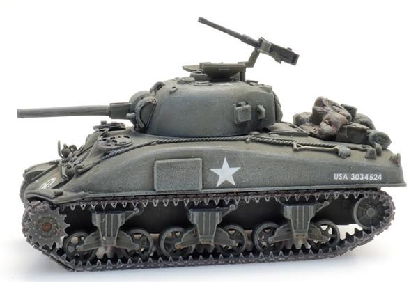Artitec 6870432 - US Sherman M4A1