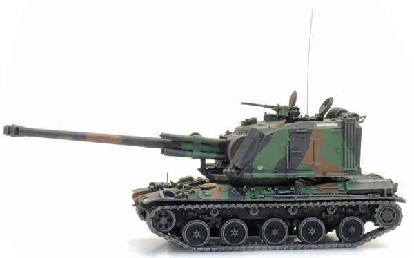 Artitec 6870433 - FR AMX 30 AUF 1 155mm