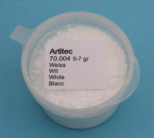 Artitec 70.004 - Mineral Paint White (weathering powder)