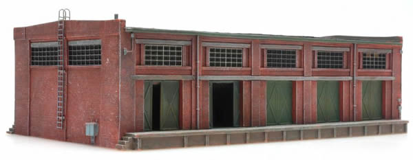 Artitec 7220011 - Harbour warehouse