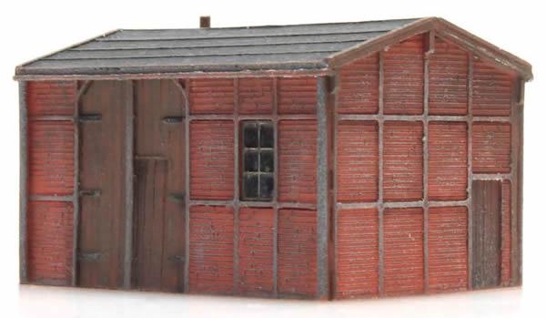 Artitec 7220014 - Half-timber shed