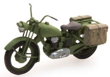 Artitec 87.034 - U.K. Truimph military motorcycle
