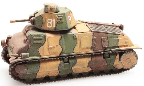 Artitec 87.035 - SOMUA S35 French cavalry tank