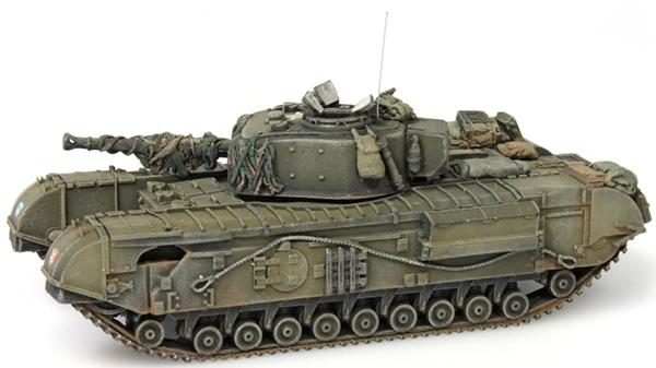 Artitec 87.037 - Churchill mk VII tank