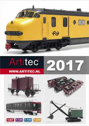 Artitec C017 - 2017 Artitec Civil Catalog