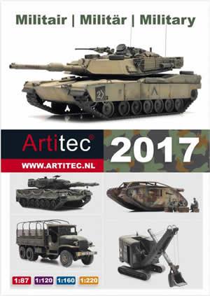 Artitec M017 - 2017 Artitec Military Catalog