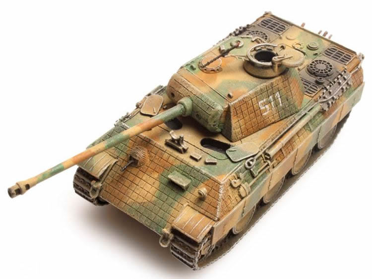Artitec german wehrmacht wwii panther ausf a for Artitec design