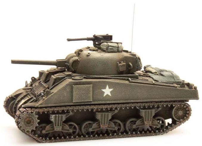 Artitec 387 21-S1 - US Sherman Tank A4 stowage 1