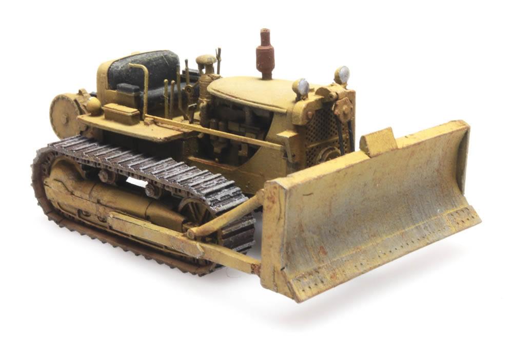 artitec 387 339 us yellow bulldozerartitec us yellow bulldozer
