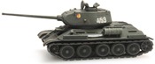 USSR T34 - 85mm Gun Soviet Army Green-Winter