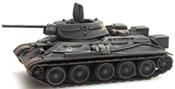 T34 - 76mm Gun Soviet Army + Beute German Wehrmacht (WWII)
