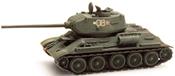 T34 - 85mm Gun Soviet Army Green-Winter