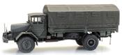 German Truck MAN 630 L2 AE Cargo