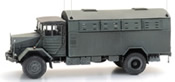 German Truck MAN 630 L2 A Fern u. KrKw
