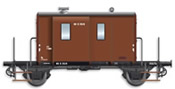 Dutch Caboose DG D 2519