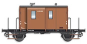Dutch Caboose DG D 2555