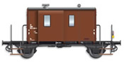 Dutch Caboose DG D 060-3