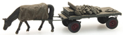 Coal cart with Horse